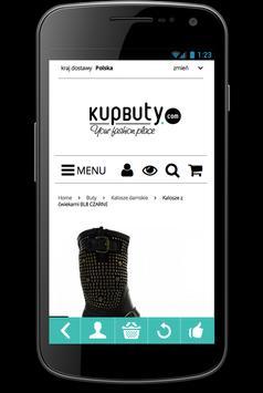 Sklep KupButy screenshot 2