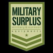 Military Surplus SHOP icon