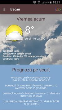 Weather Romania screenshot 5