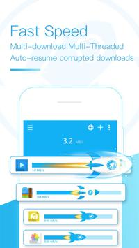 Download Booster screenshot 1