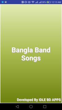 Bangla Band Songs poster