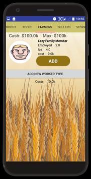 Idle Farmer Tycoon apk screenshot