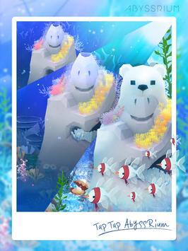 Tap Tap Fish - AbyssRium apk screenshot