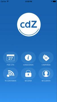 cdZ - Clínica dental Zendrera apk screenshot