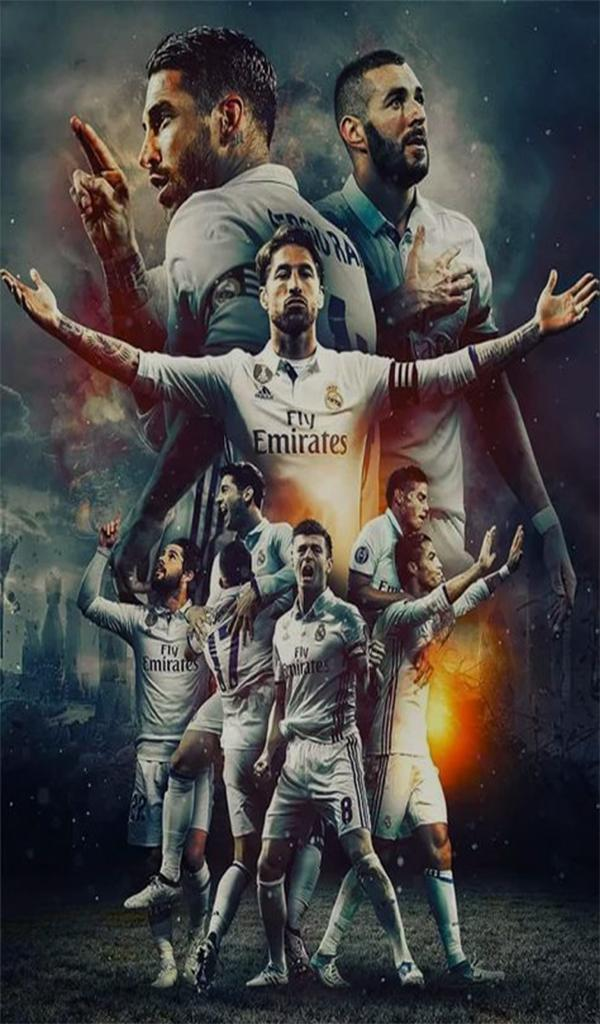 Real Madrid Hd Wallpaper For Android Apk Download