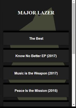 Major Lazer os melhores álbuns poster