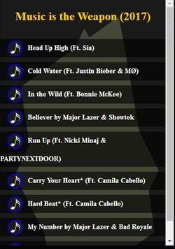 Major Lazer os melhores álbuns screenshot 3
