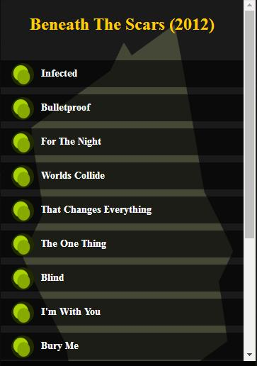 12 Stones The best Lyrics for Android - APK Download