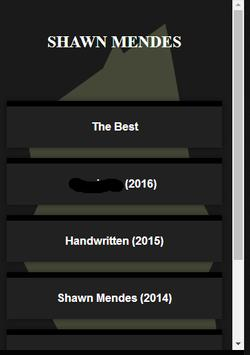 Shawn Mendes The best albums постер