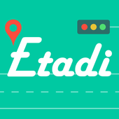 Etadi GPS, Maps & Traffics icon