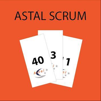 ASTAL Scrum poster