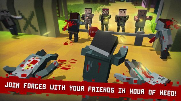 Cube Z (Pixel Zombies) screenshot 10