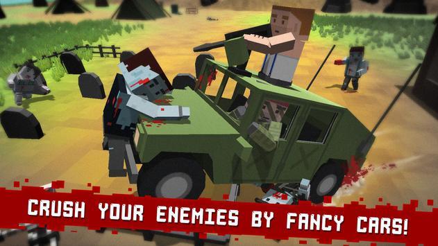 Cube Z (Pixel Zombies) screenshot 1