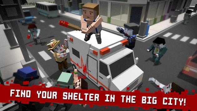 Cube Z (Pixel Zombies) screenshot 6