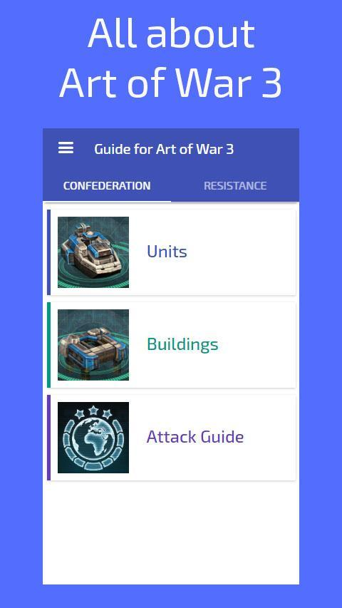 Guide for Art of War 3 for Android - APK Download