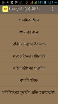ইমাম বুখারী (রঃ) এর জীবনী poster