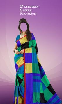 Designer Saree Photo Suit apk screenshot