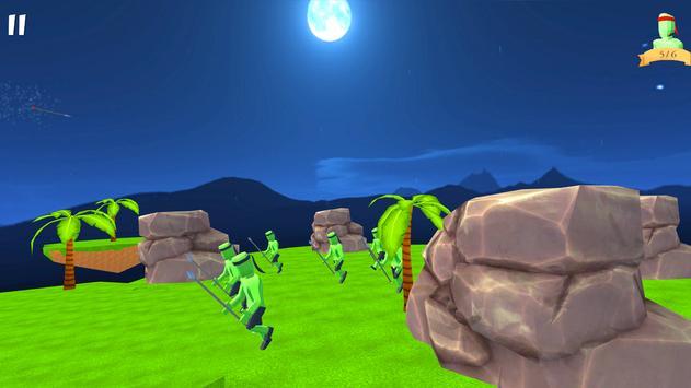 Siege Breakers. - Castle Arrow apk screenshot