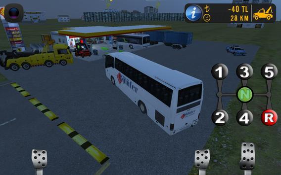 Anadolu Bus Simulator - Lite apk screenshot
