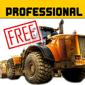 Loader Simulator PRO - ADV icon