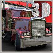 Menginstal Game android antagonis Hill Climb Driver Tow Truck 3D APK