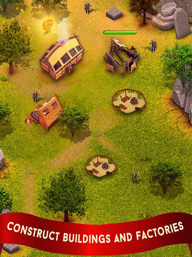 Roman Kingdom Rises: Offline Empire Buildit for Android