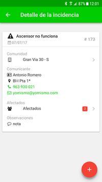 AFC Proveedor apk screenshot