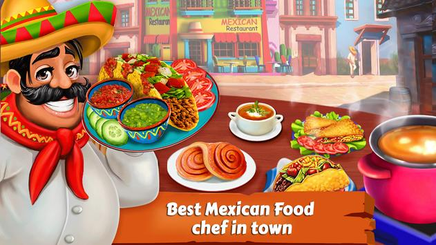 Mexican Food Kitchen Story Chef Cooking Games for Android - APK Download