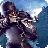Menginstal Game android Police Sniper Combat Mission APK hot