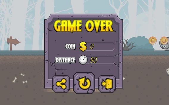 Snowman adventure apk screenshot