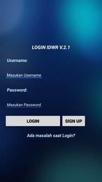 IDWR screenshot 2