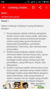 Undang Undang Indonesia screenshot 3