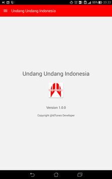 Undang Undang Indonesia screenshot 4
