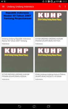 Undang Undang Indonesia screenshot 5