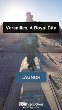 Versailles, a Royal City poster