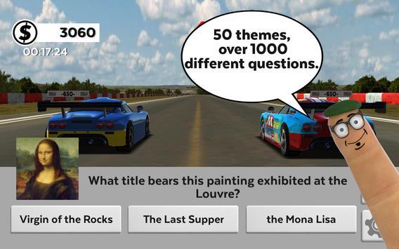 QUEST CHAMP: trivia quiz race apk screenshot