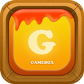 Funny gamebox icon