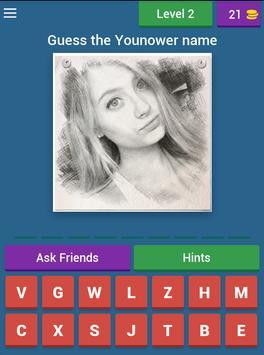 Guess the Name apk screenshot