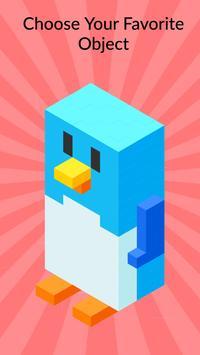 3D Pixel Coloring By Number - Creative Art Games screenshot 12
