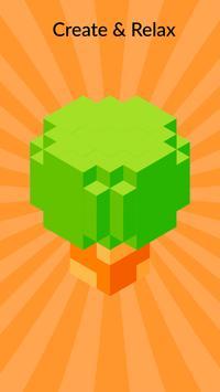 3D Pixel Coloring By Number - Creative Art Games screenshot 9