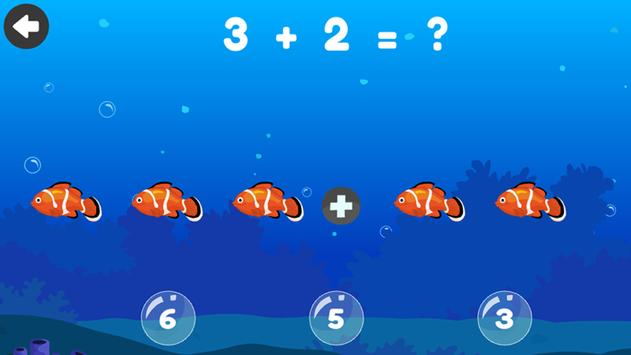 Math Games For Kids - Add, Count & Learn Numbers screenshot 14