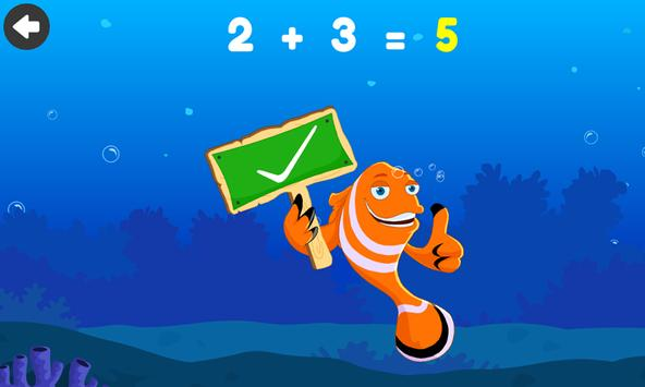 Math Games For Kids - Add, Count & Learn Numbers screenshot 1