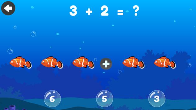 Math Games For Kids - Add, Count & Learn Numbers screenshot 22