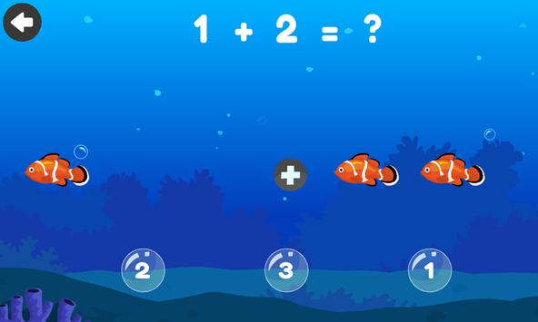 Math Games For Kids - Add, Count & Learn Numbers screenshot 2