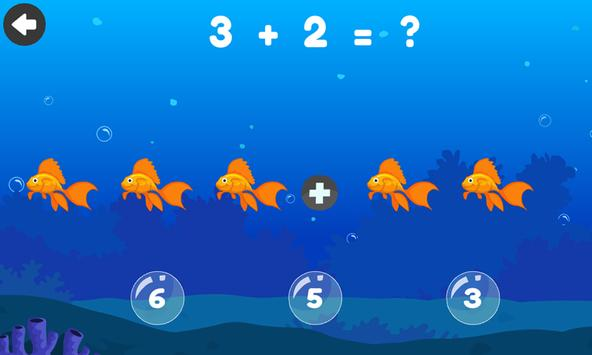 Math Games For Kids - Add, Count & Learn Numbers screenshot 3