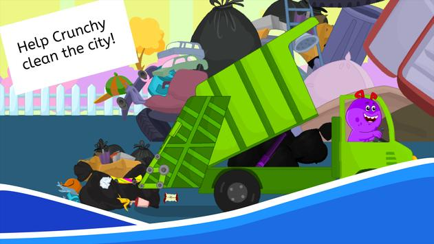 Garbage Truck Games for Kids - Free and Offline screenshot 11