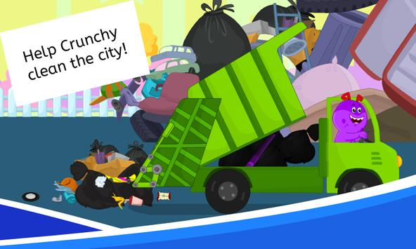 Garbage Truck Games for Kids - Free and Offline screenshot 3
