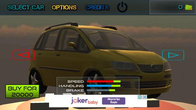 REAL CİTY LİNEA BRAVO  DRİVER SİM RACE CARS 2018 apk screenshot
