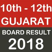 GUJARAT BOARD 10th & 12th RESULTS 2018 icon
