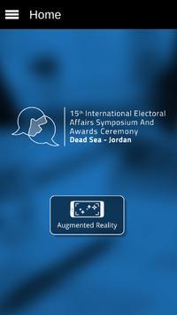 IEAS - IEC Jo MobileApp poster